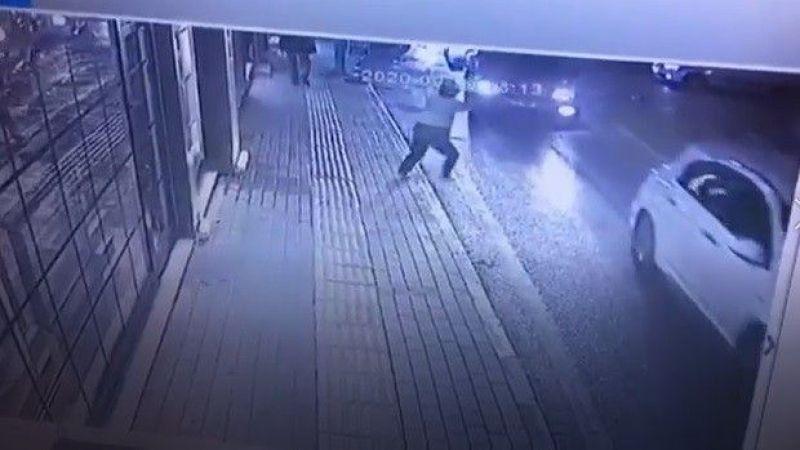 Bursa'da korkutan kaza! Görenler şok oldu