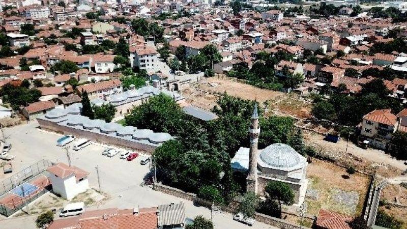 Bursa'da tarihi külliye hizmete açıldı