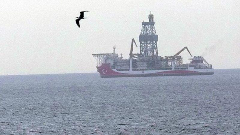 Kanuni sondaj gemisi Çanakkale'de