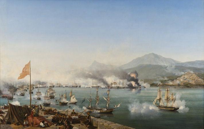 Osmanlı'yı denizlerden silen facia: Navarin