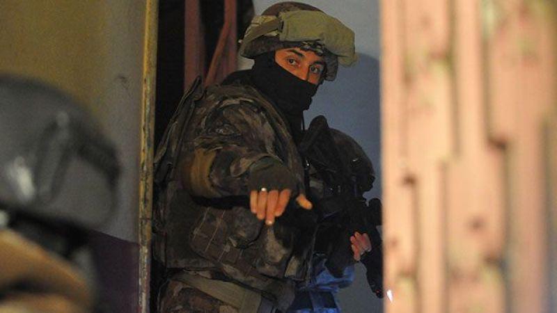 Bursa'da DEAŞ operasyonu! Suriye'den sorumluymuş