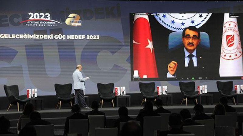Bakan Dönmez: 'Akdeniz'de doğalgaz