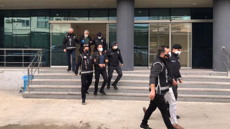 Bursa'da silah ticareti yapanlara darbe! 21 gözaltı var