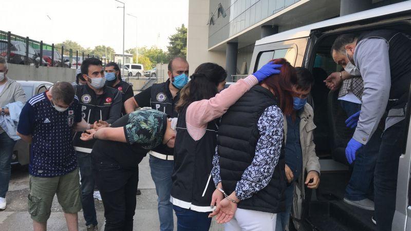 Bursa'da uyuşturucu operasyonu düzenlendi