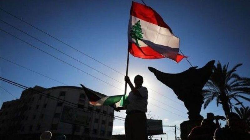 Fransa'ya bir tepki de Lübnan'dan