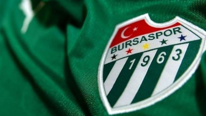 Bursaspor'un test sonucu çıktı