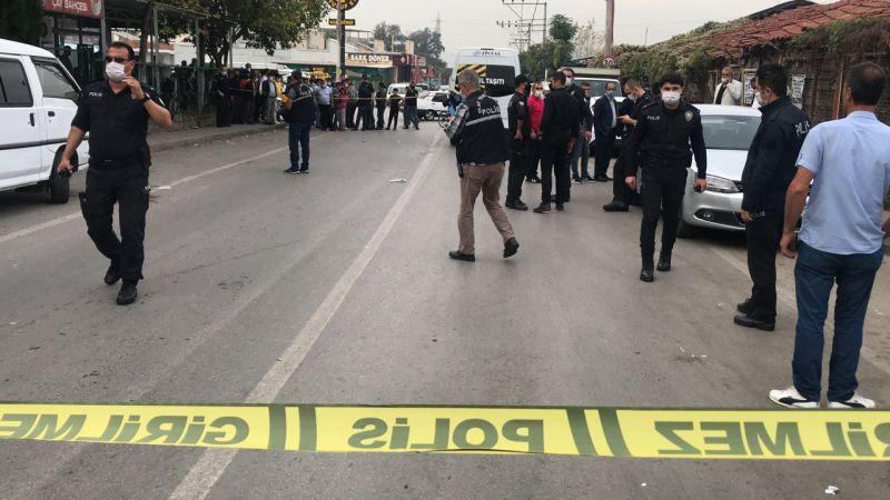 Bursa'da alacak verecek kavgasında iki kişi yaralandı