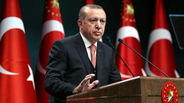 Cumhurbaşkanı Erdoğan'dan Geerth Wilders'a tepki