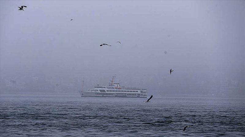 Meteorolojiden Marmara'ya sis uyarısı