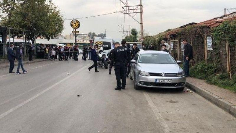Bursa'da alacak verecek kavgası kanlı bitti
