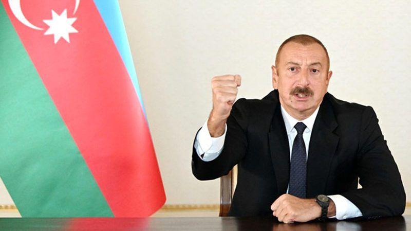Aliyev'den Karabağ açıklaması