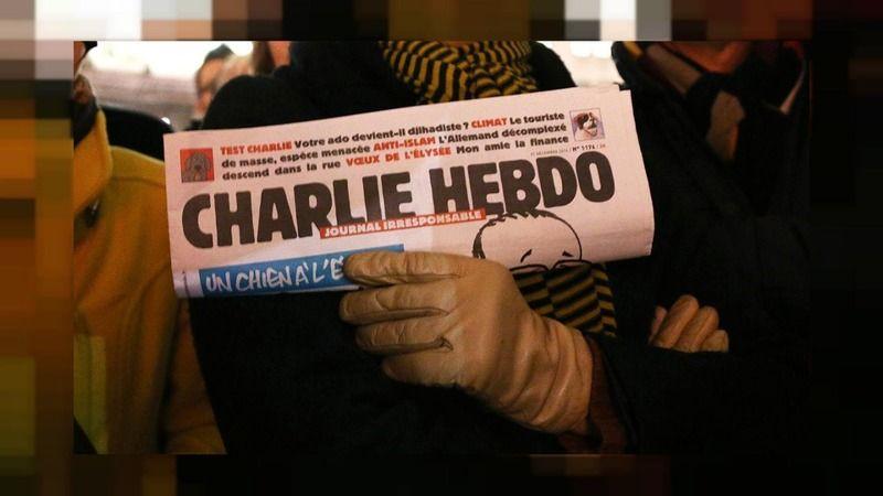Charlie Hebdo'dan İslam'a ve Erdoğan'a çirkin saldırı!