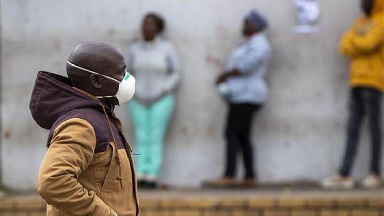 Güney Afrika'da ölümler 20 bine yaklaştı