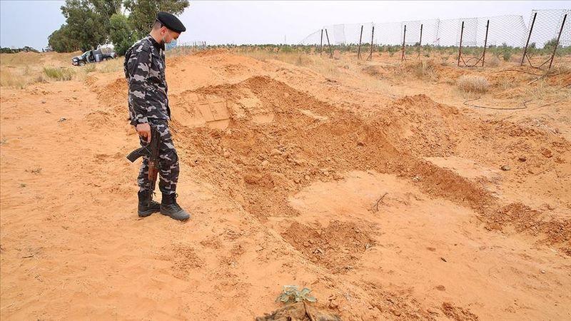 Libya'da 12 ceset daha bulundu
