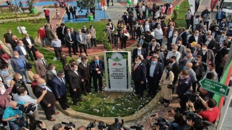 Azeri Şehit General Heşimov'un ismi Osmangazi'de yaşayacak