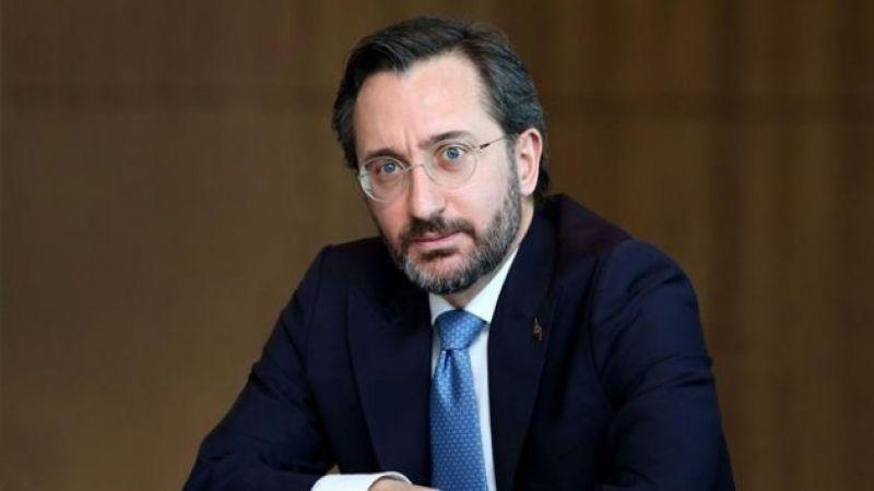 Fahrettin Altun'dan Fransa'ya açık mektup