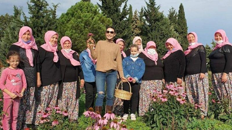 Üreten kadınlarla, güçlü Türkiye