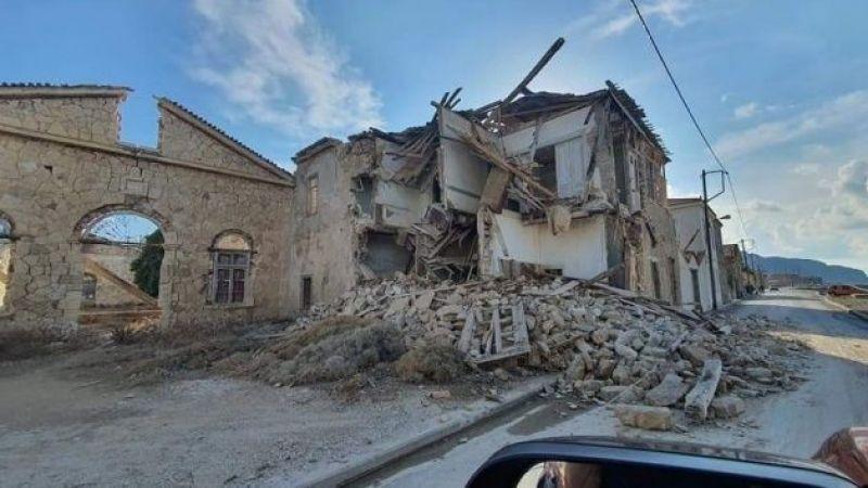 Deprem Yunanistan'ın Sisam adasını da vurdu