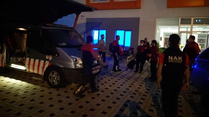 Nilüfer Belediyesi'nden İzmir'e yardım ekibi
