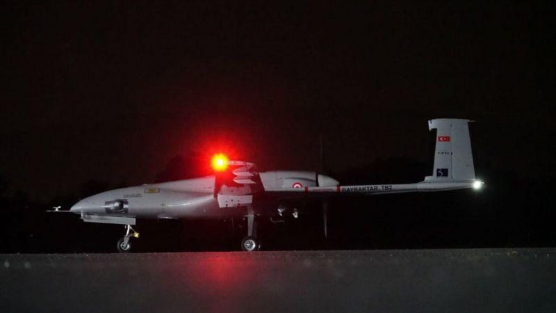 Yerli üretim uçağın denemesi yapıldı