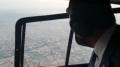 Pakdemirli deprem bölgesinde havadan incelemelerde bulundu