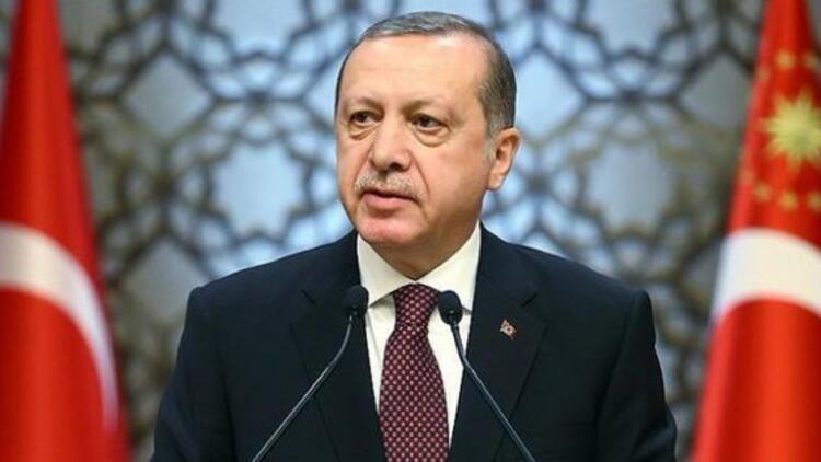 Cumhurbaşkanı Erdoğan'a geçmiş olsun dilekleri iletildi