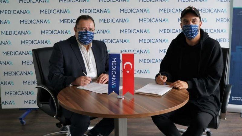 Sercan Yıldırım Bursa'da imzayı attı