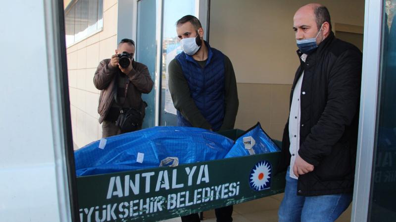 Antalya'da vahşet! Cesedi toprağa gömülü halde bulundu