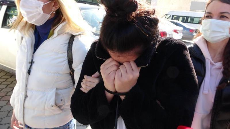 Sosyal medya üzerinden 'şehitlere hakaret eden' kadına gözaltı