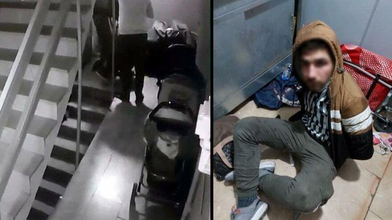 Bursa'da acemi hırsızlar dayaktan kurtulamadı