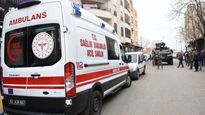 Şanlıurfa'da dükkana silahlı saldırı 1 ölü, 1 yaralı