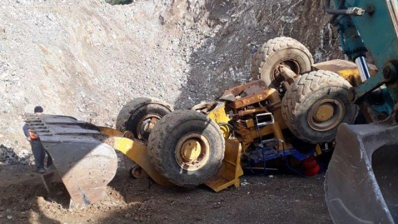 Bursa maden kazasında 1 işçi can verdi