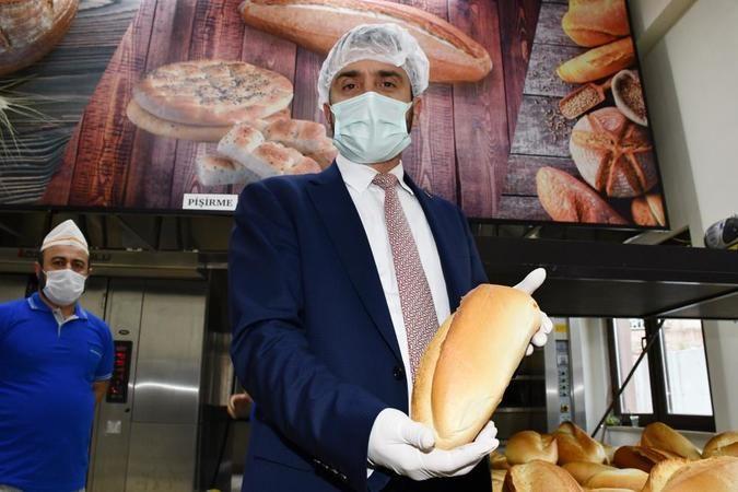 Bursa'nın ucuz ekmeğine Ramazan'da da zam yok