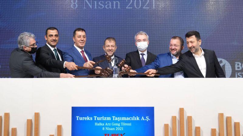 Tureks Turizm'inden gong sesi geldi