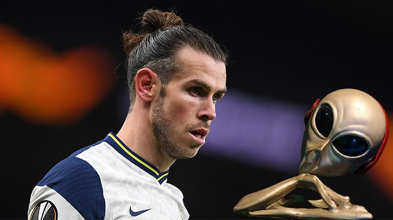 Gareth Bale'den inanılmaz itiraf!