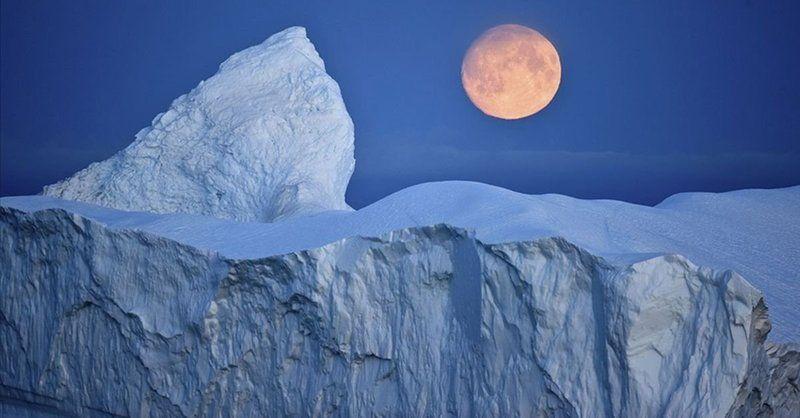 Antarktika'da buz tabakalarında çökme riski
