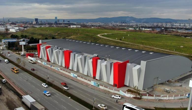 Bursa'nın atletizm salonu Türkiye'ye hitap ediyor