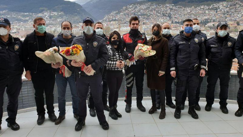Polis teşkilatının kuruluşunun 176.Yılı