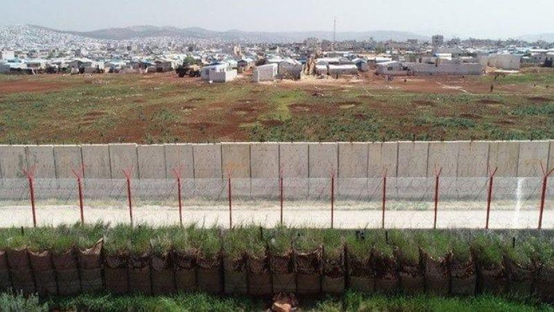 Hatay ile Suriye sınırında 100 metrelik tünel bulundu