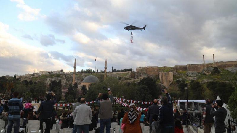 Şanlıurfa'da Jandarma şov yaptı