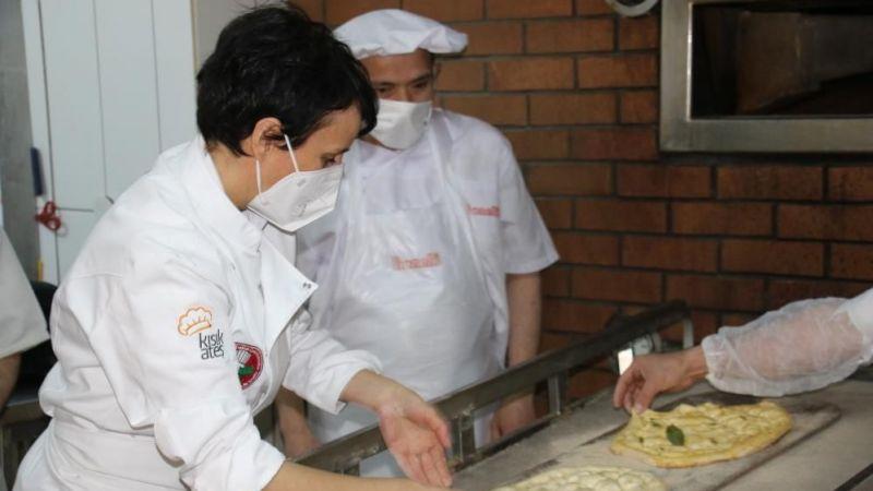 Ekmek uzmanından ramazan için ''koronasavar'' pide