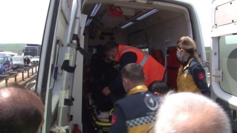 İstanbul'da kaza: Hafriyat kamyonu dehşeti