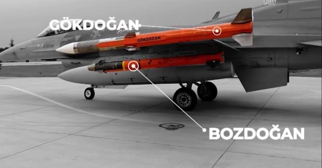Erdoğan: hava hava füzesi tam isabet