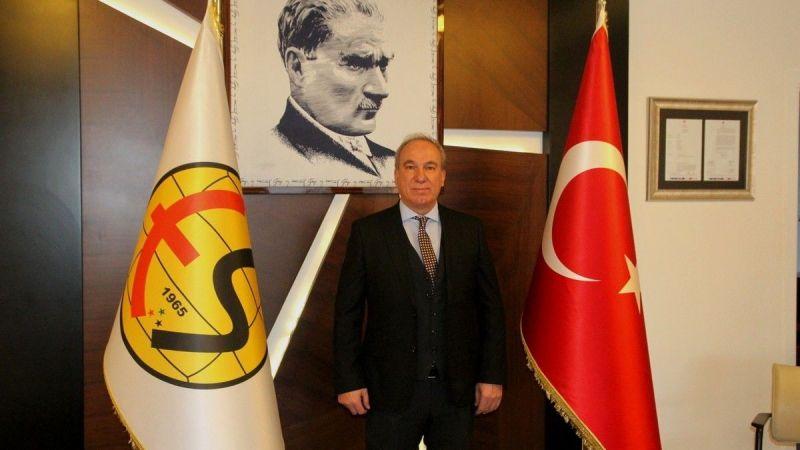 Eskişehirspor'da ayrılık