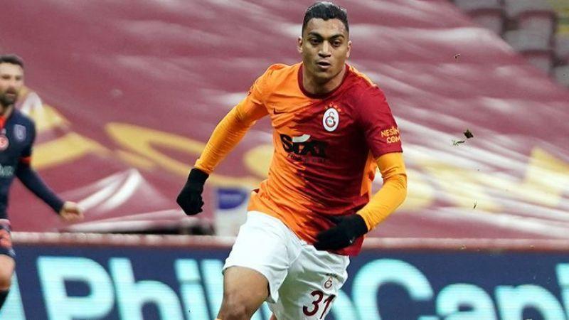 Galatasaraylı Mustafa Muhammed'in testi pozitif