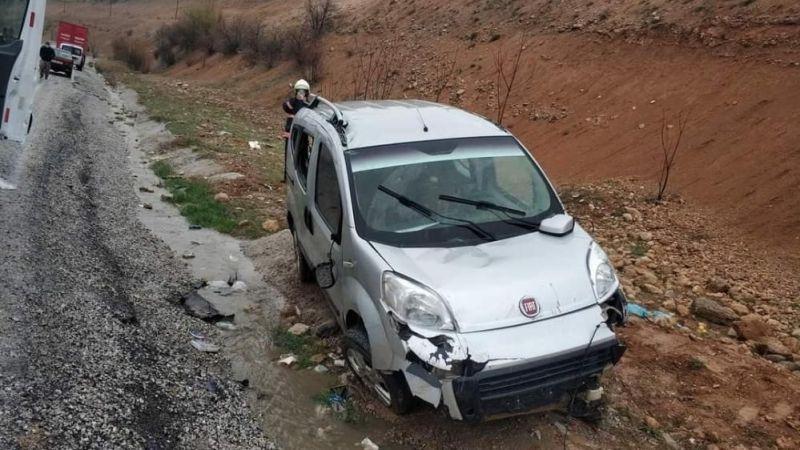 Malatya'da kaza: 1 ölü 3 yaralı