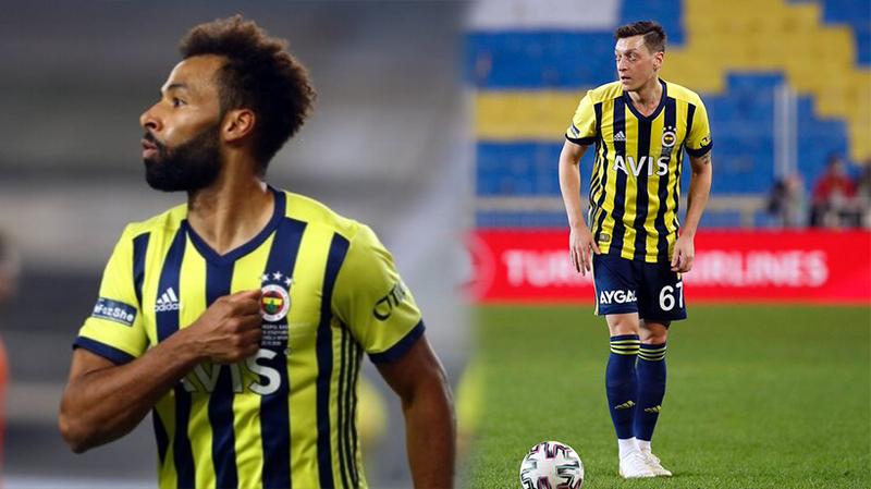 Mesut Özil ve Nazım Sangare takımla çalışmalara başladı