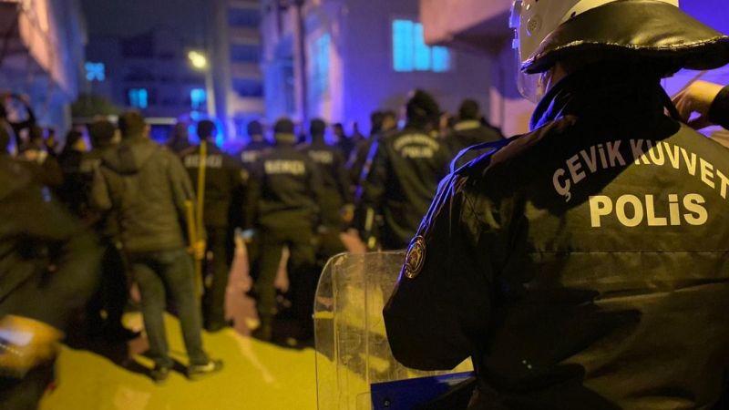 Bursa'da hareketli saatler! 100 kişilik grup kavgaya tutuştu