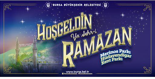 Bursa'da ramazan eğlencesi olacak mı?