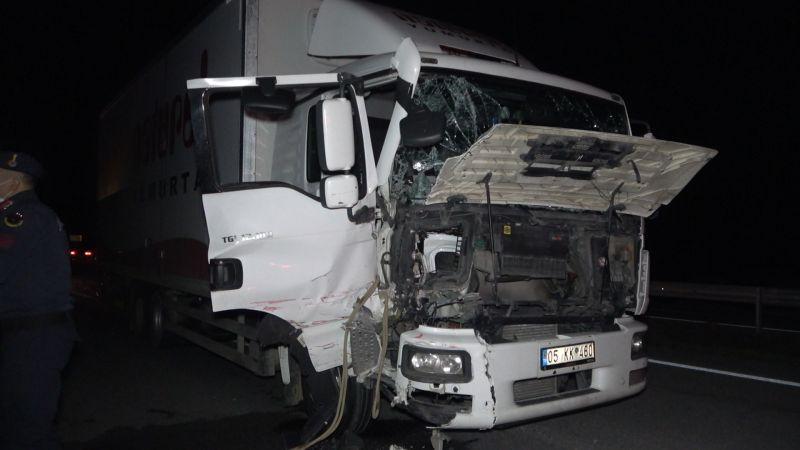 Kırıkkale'de feci kaza! 1 ölü, 4 yaralı